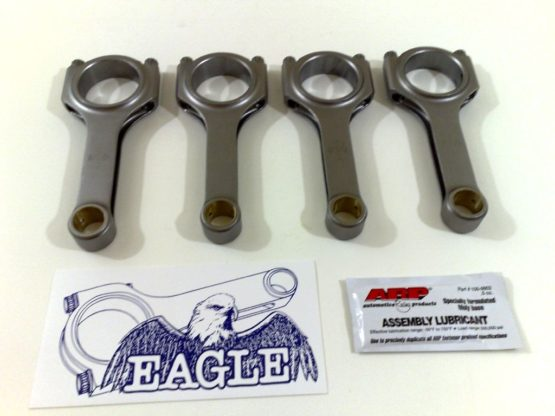 Eagle connecting rods for SR20DET