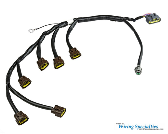 rb25 series2 coil pack harness oem