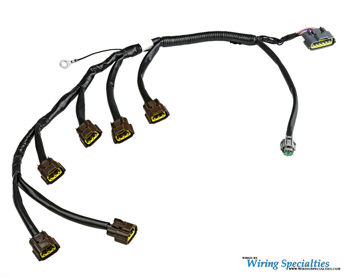 rb25det_series_1_coilpack_wiring_harness rb25 s1 coil pack harness autodream Coil Pack Replacement at fashall.co