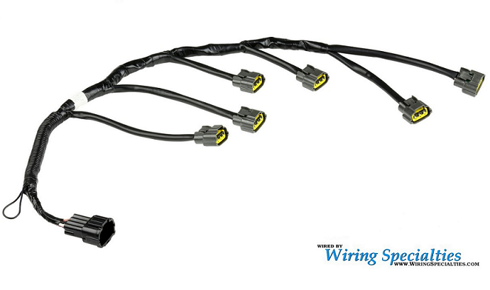 rb25 series2 coil pack harness oem autodream rh autodream ca s14 rb25 wiring harness rb25 neo wiring harness