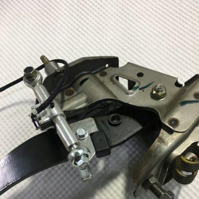 flat foot shifting switch